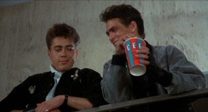 Weird Science - Robert Downey Jr & Robert Rusler