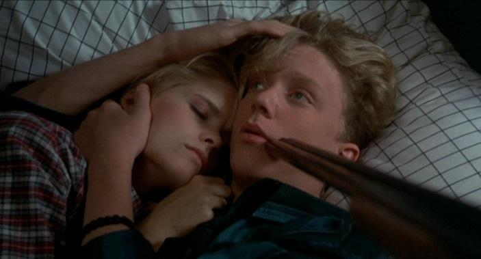 Weird Science - Suzanne Snyder & Anthony Michael Hall