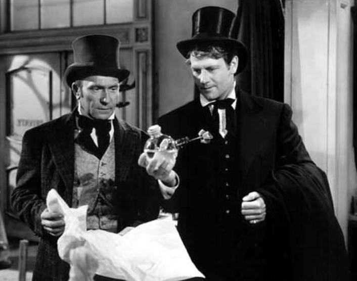 The Great Moment (1944) William Demarest & Joel McCrea