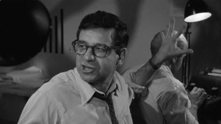 A Face in the Crowd (1957) Walter Matthau