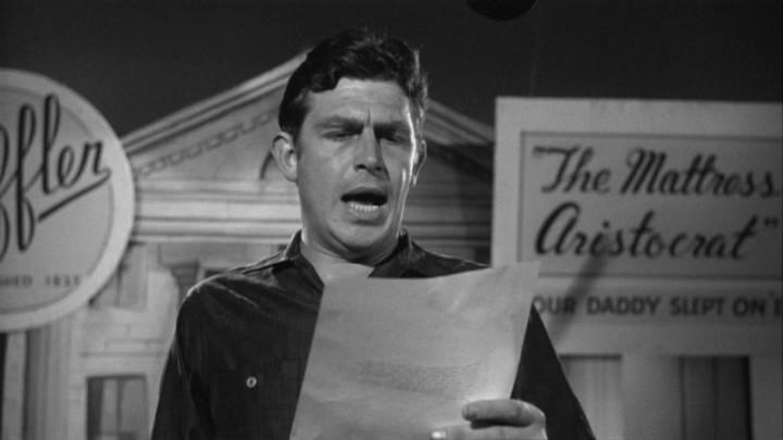 A Face in the Crowd (1957) Andy Griffith