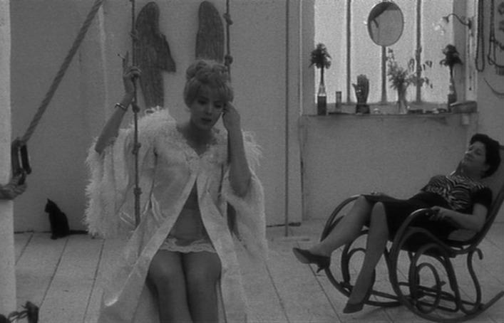 Cléo de 5 à 7 (1962) gato