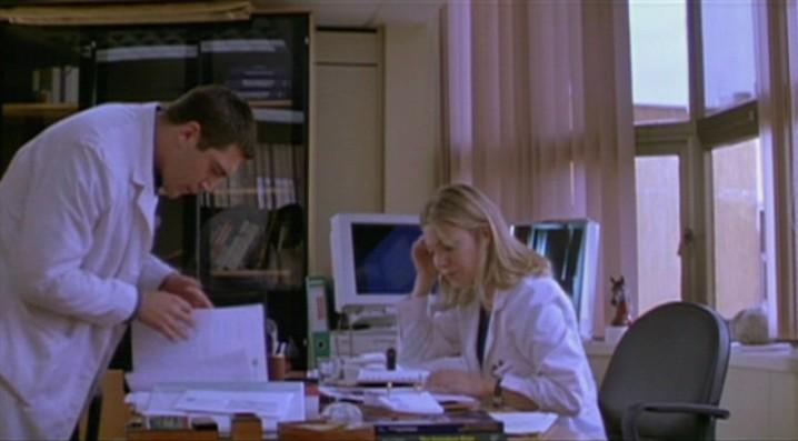 Segunda piel (1999) Javier Bardem & Cecilia Roth