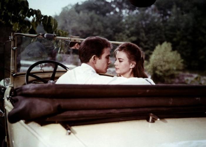 Splendor in the Grass - Warren beatty & Natalie Wood