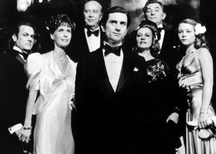 The Last Tycoon (1976) Ray Milland, Tony Curtis, Theresa Russell, Robert De Niro, Jeanne Moreau, Robert Mitchum