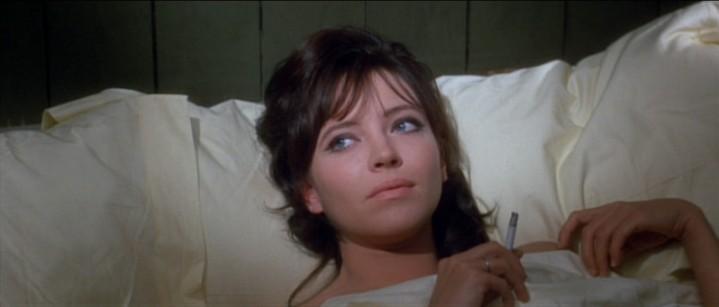 The Magus (1968) Anna Karina