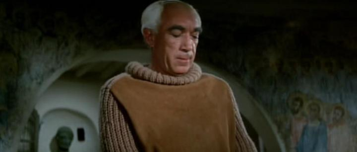 The Magus (1968) Anthony Quinn