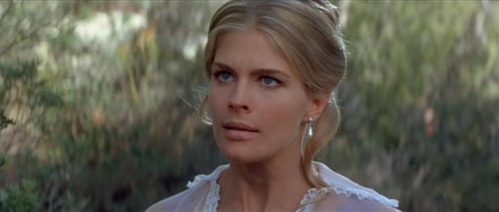 The Magus (1968) Candice Bergen