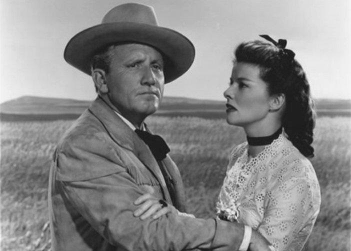 The Sea of Grass (1947) Spencer Tracy & Katharine Hepburn