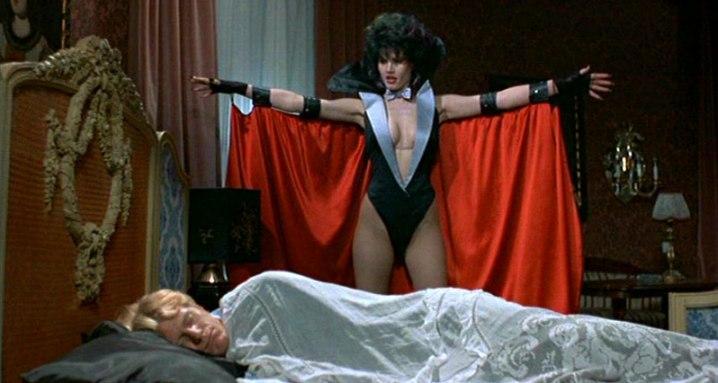 Transylvania 6-5000 (1985) Geena Davis & Ed Begley Jr.