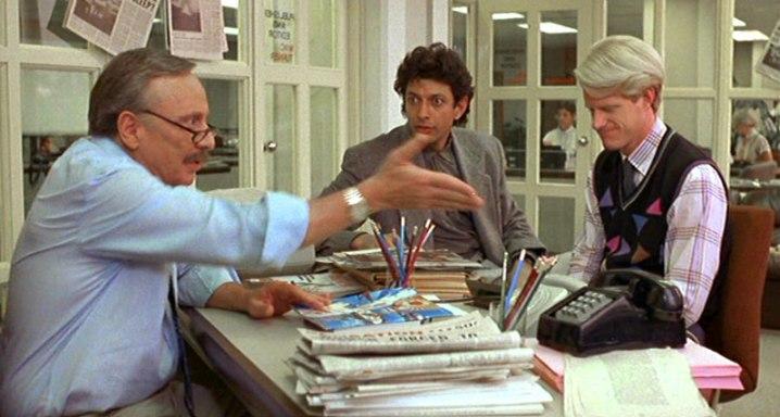 Transylvania 6-5000 (1985) Jeff Goldblum, Ed Begley Jr