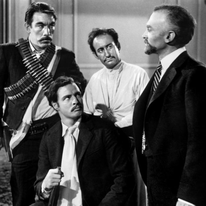 Viva Zapata - Anthony Quinn, Marlon Brando, Lou Gilbert & Harold Gordon