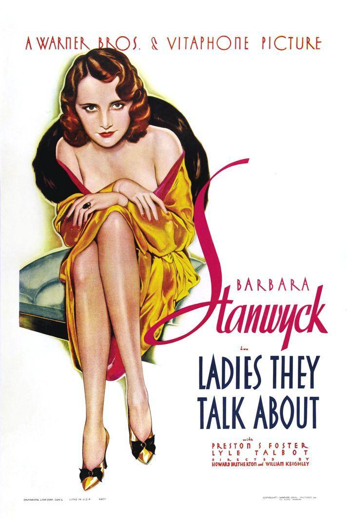 Ladies They Talk About (1933) by Alberto Vargas