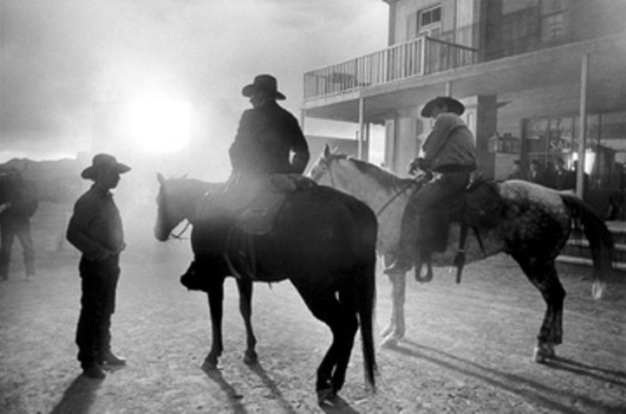 Set de Wyatt Earp - Sante Fe, EUA, 1993