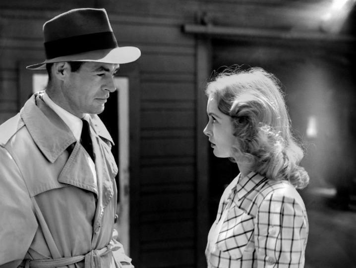Act of Violence (1948) Robert Ryan & Janet Leigh