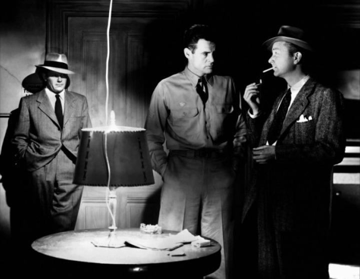 Rancor (Crossfire, Edward Dmytryk, 1947)
