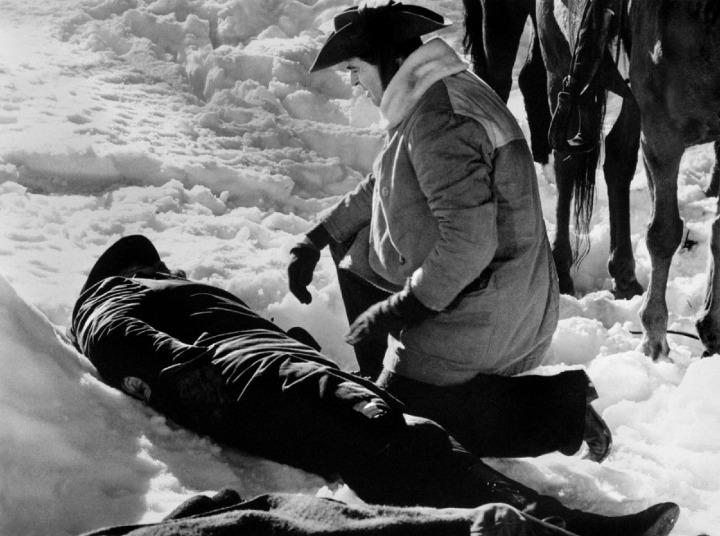 4- A Quadrilha Maldita (Day of the Outlaw, André De Toth, 1959)