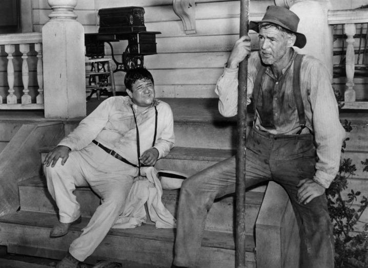 God's Little Acre (1958) Buddy Hackett & Robert Ryan