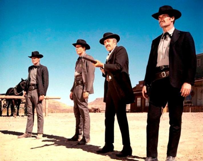 Hour of the Gun  (1967) Sam Melville, Frank Converse, James Garner, Jason Robards