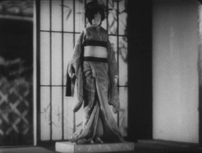 Ninjo Kami Fusen - boneca