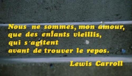 René Clément - Lewis Carroll