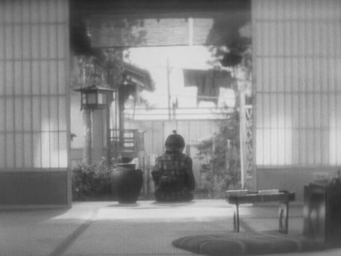 Tange Sazen yowa Hyakuman ryo no tsubo (1935) menino