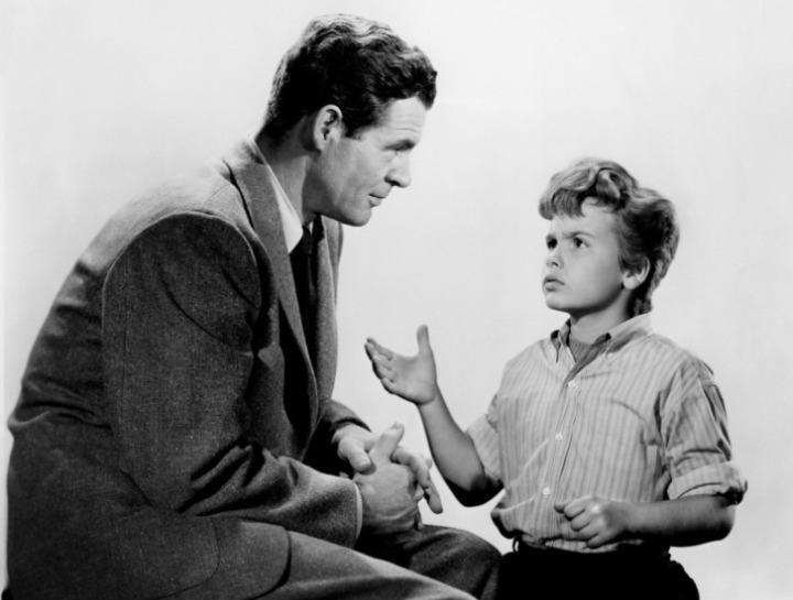 9- O Menino dos Cabelos Verdes (The Boy With Green Hair, Joseph Losey, 1948)