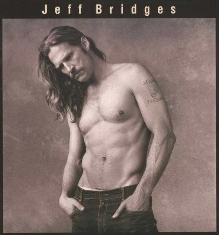 Jeff Bridges by Mary Ellen Mark