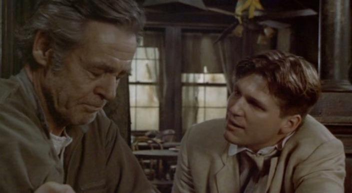 The Iceman Cometh (1973) Robert Ryan & Jeff Bridges