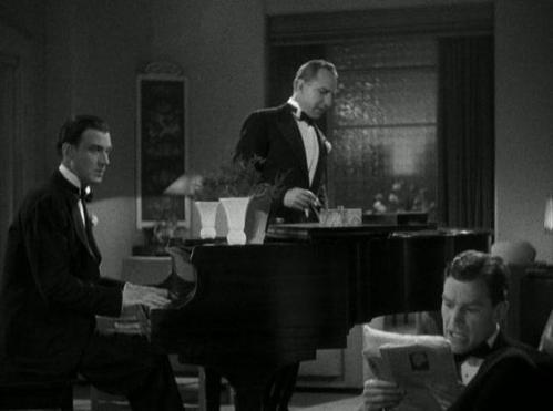 Walter Pidgeon, Lloyd Nolan & Douglas Fowley