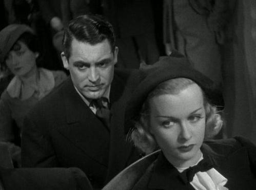 Cary Grant & Joan Bennett