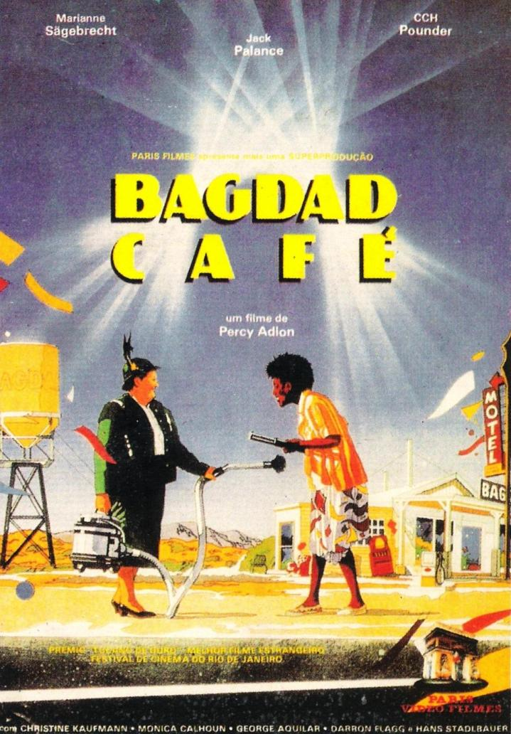 Bagdad Café (Out of Rosenheim, Percy Adlon, 1987)