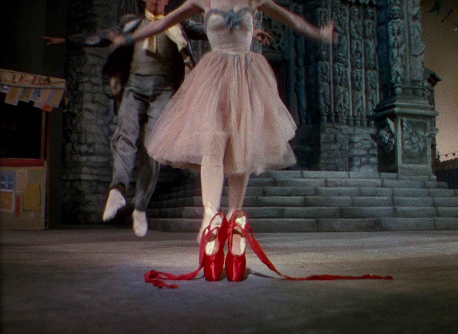 24 Frames: The Red Shoes Ballet   Quixotando