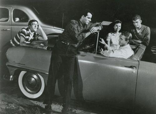 Steve McQueen in The Blob(1958)