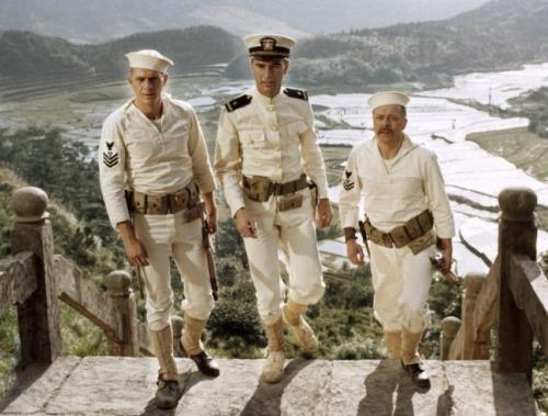Yang-Tsé – Richard Attenborough – Steve McQueen – CharlesRobinson