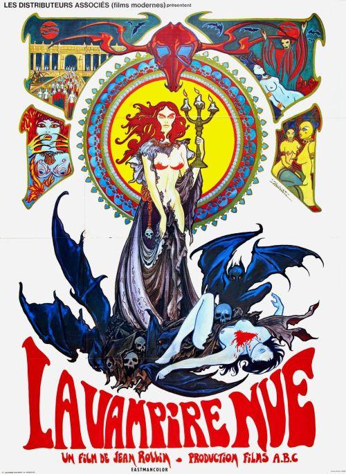 La vampire nue(1970)