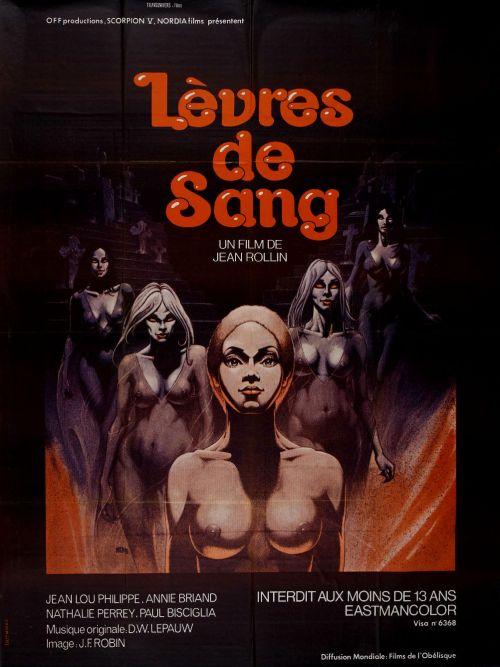 Lèvres de sang(1975)