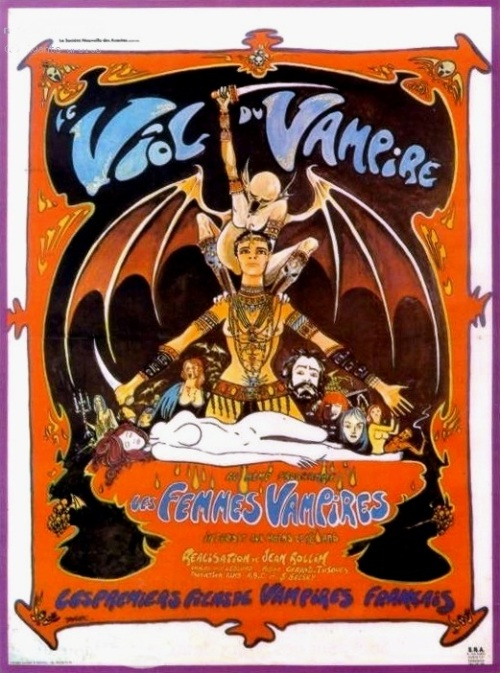 Le viol du vampire(1968)