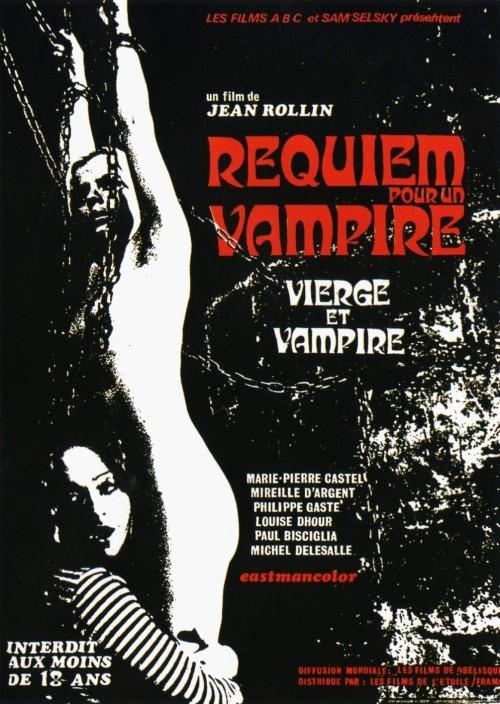 Requiem pour un vampire(1971)