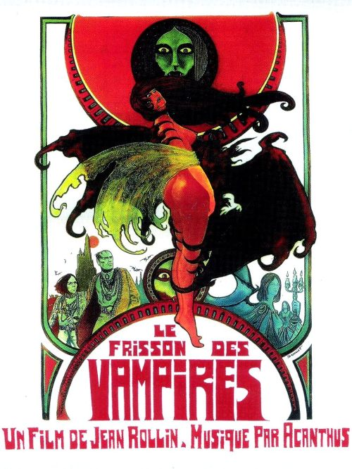 The Shiver of the Vampires(1971)
