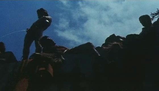 24 Frames Sebastiane Derek Jarman Paul Humfress 1976 Quixotando