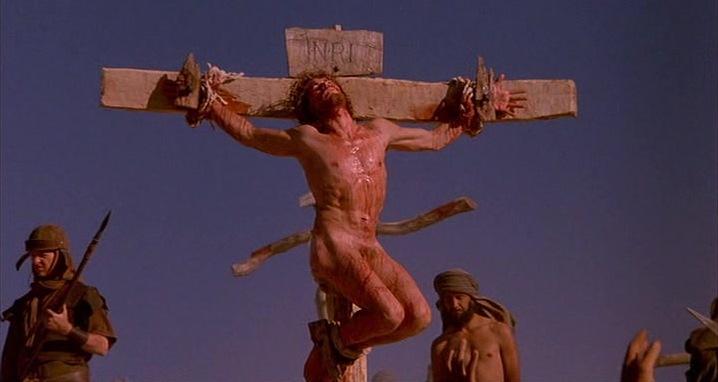 naked sexy jesus christ