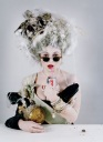 THE CHANGELING by Tim Walker -  Helena Bonham Carter