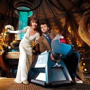Doctor Who - Elisabeth Sladen, David Tennant