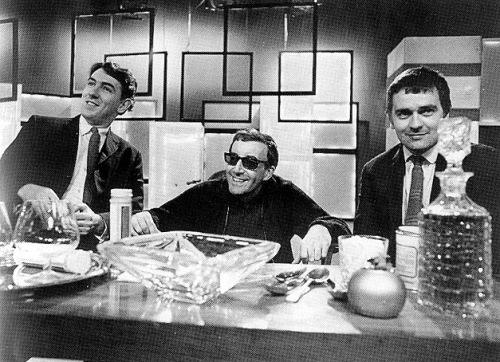 Peter Cook, Peter Sellers, DudleyMoore