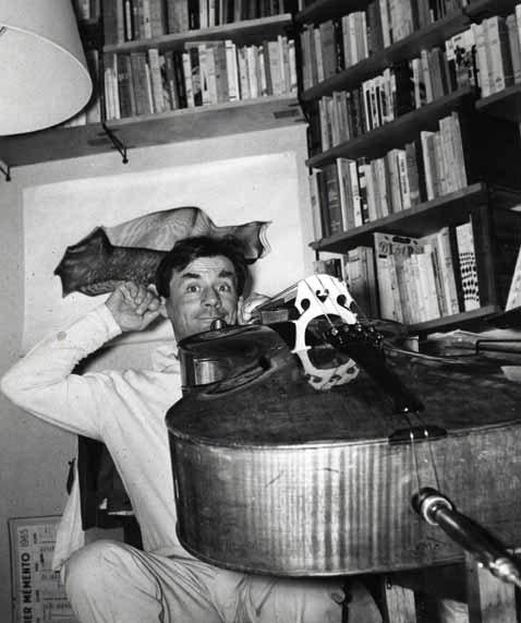 Robert doisneau maurice baquet ken russell is dead for Ballade pour violoncelle et chambre noire
