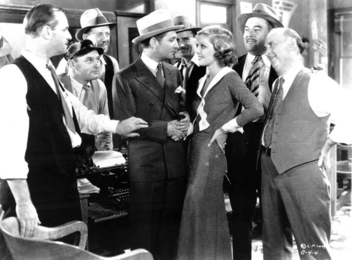 Loira e Sedutora (Platinum Blonde, Frank Capra, 1931)