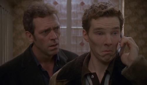 Cumberbatch & Laurie (10)
