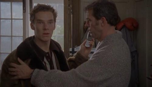 Cumberbatch & Laurie (4)