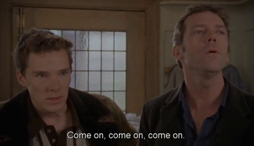 Cumberbatch & Laurie (6)